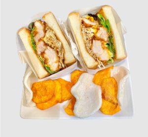 aki-cafe-sandwich-karaage-poulet-frit