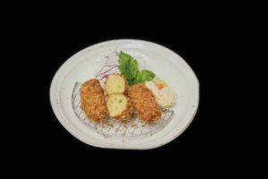 tonkatsu-tombo-paris-vegetarien- tonkatsu