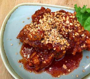 ILANG spécialités coréennes