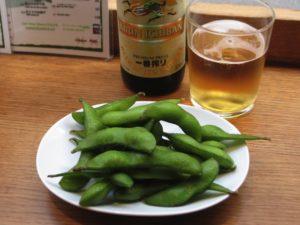 jubey-udon-edamame-bière-apero