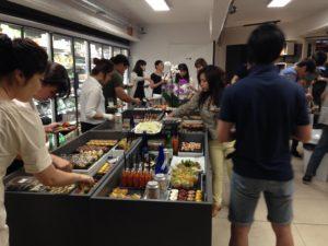 kmart-kafeteria-épicerie japonaise coréenne paris