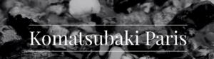 gastronomie-japonaise-paris-komatsubaki-logo